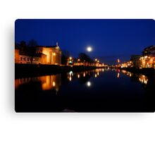 Cork By Night Canvas Print