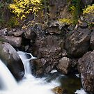 poudre falls by Kevin Williams