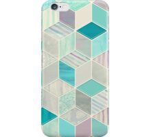 Vacation Patchwork iPhone Case/Skin