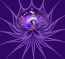 The purple phantom by CanDuCreations