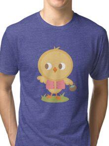 Chick Hunt Tri-blend T-Shirt