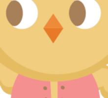 Chick Hunt Sticker