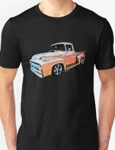 Ford Pickup on White Bread from VivaChas! T-Shirt