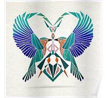 heart of birds Poster
