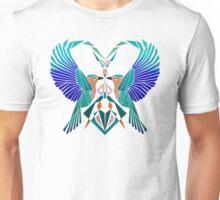 heart of birds Unisex T-Shirt