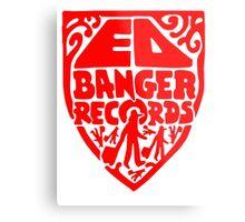 Ed Banger Records - Old Logo Metal Print