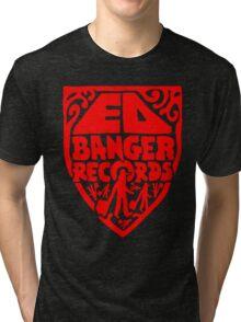 Ed Banger Records - Old Logo Tri-blend T-Shirt