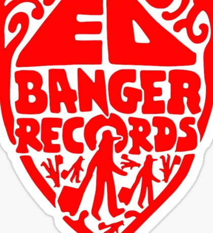 Ed Banger Records - Old Logo Sticker