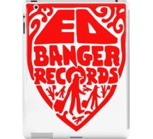 Ed Banger Records - Old Logo iPad Case/Skin