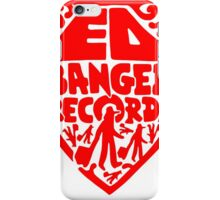 Ed Banger Records - Old Logo iPhone Case/Skin