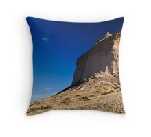 magestic formations Throw Pillow