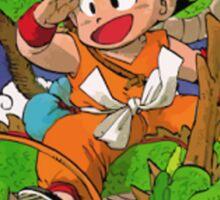 Dragon Ball Volume 1 cover Sticker