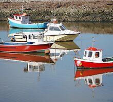 Reflection Boats 2 by hulldude30