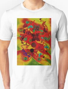 Quilling Collage T-Shirt