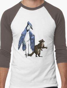 Cup a' Joe wit da Bro Men's Baseball ¾ T-Shirt