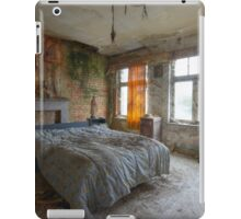 Obey the ghost iPad Case/Skin