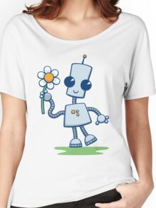 Ned's Flower Women's Relaxed Fit T-Shirt