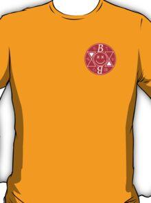 Bromance - Red Logo T-Shirt