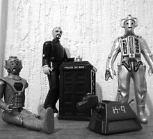 Doctor Who convention by karenuk1969