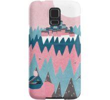 Mountain View Samsung Galaxy Case/Skin
