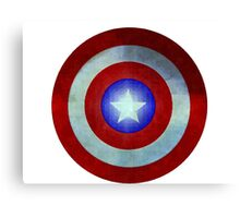 cap shield  Canvas Print