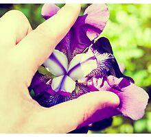 Erotic Iris by Yevgeni Kacnelson