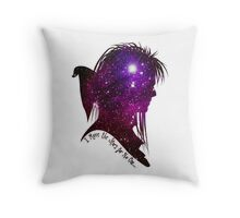 The Stars Throw Pillow