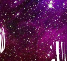 The Stars Sticker