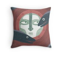 Eels Throw Pillow