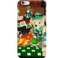 Happy St. Pat's! iPhone Case/Skin