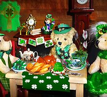 Happy St. Pat's! by Nadya Johnson