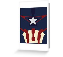 Captain America (Age of Ultron)  Greeting Card