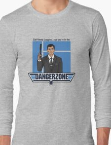 DANGAH ZONE Long Sleeve T-Shirt