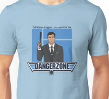 DANGAH ZONE Unisex T-Shirt