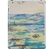 SAILING AFTERNOON(C2013) iPad Case/Skin