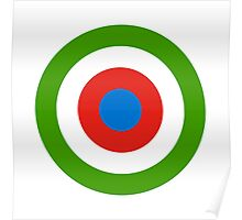 Equatorial Guinea Air Force - Roundel Poster