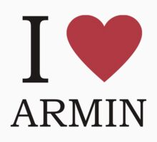 I Love Armin by Mainroom