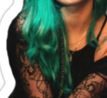 Halsey Good Hair Day Saturn Sticker