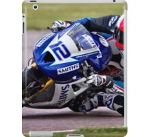 Luke Mossey - SMITHS (GLOUCESTER) RACING iPad Case/Skin