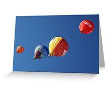 swing high Greeting Card