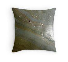 Sediment Beautiful Throw Pillow