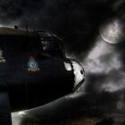 Bombers Moon by Nigel Bangert