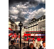 London - people Photographic Print