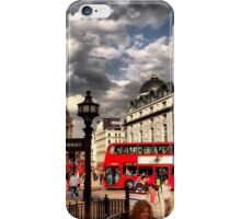 London - people iPhone Case/Skin
