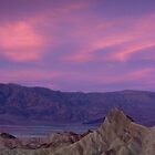 Morning's Color | Death Valley  by ftwentynine