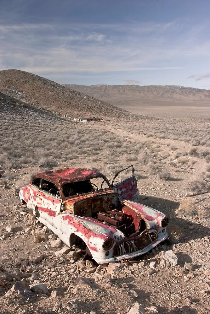 Long gone | Eureka Mine by ftwentynine