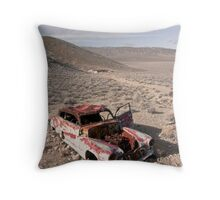 Long gone | Eureka Mine Throw Pillow