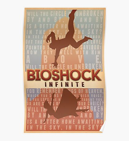 Bioshock Infinite - Will the Circle Be Unbroken? Poster