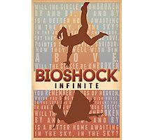 Bioshock Infinite - Will the Circle Be Unbroken? Photographic Print