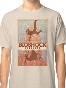Bioshock Infinite - Will the Circle Be Unbroken? Classic T-Shirt